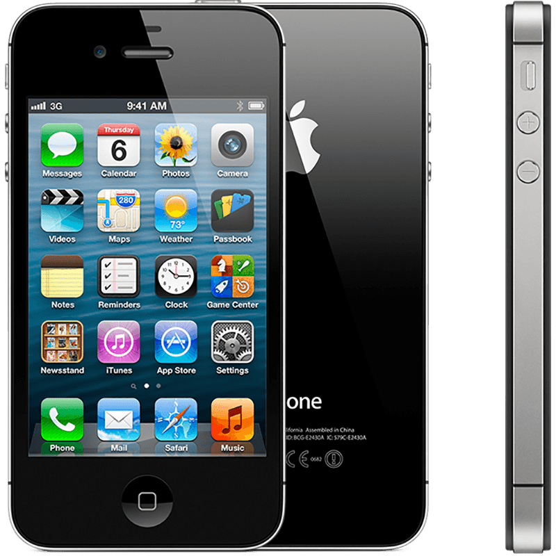 iphone 4s reconditonne smartphone reconditionn. Black Bedroom Furniture Sets. Home Design Ideas
