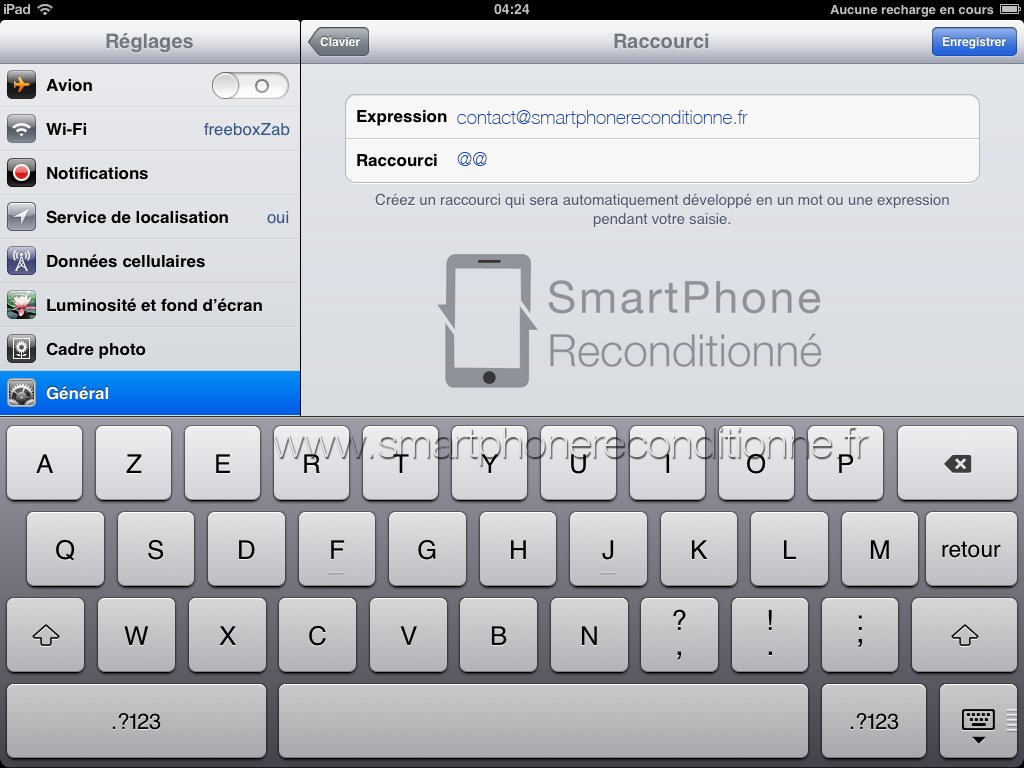 comment-faire-un-raccourci-iphone-reconditionne