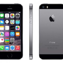 iPhone 5S 16 GO gris